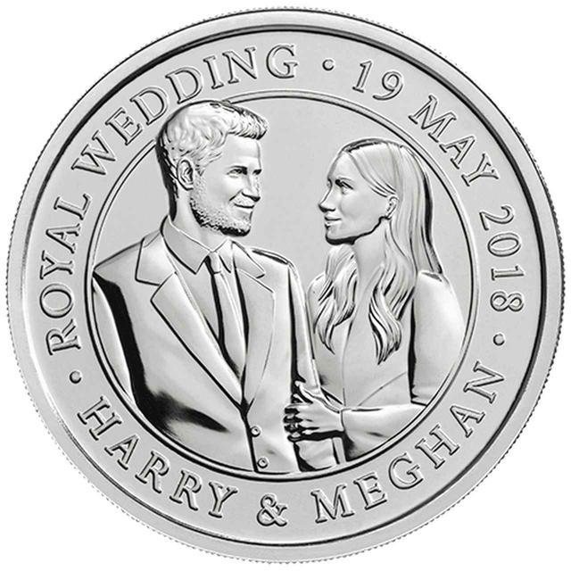 画像2: 5ポンド白銅貨