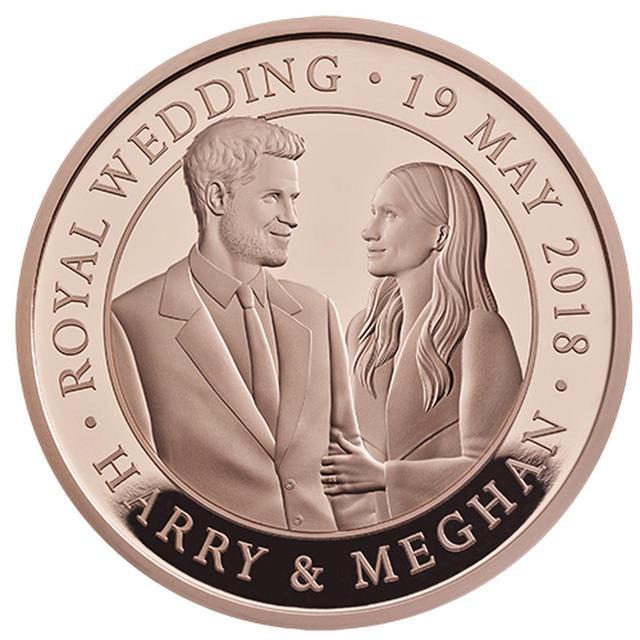 画像: 英国発行 5ポンド貨4種