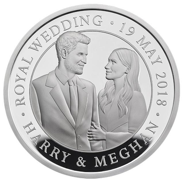 画像: カナダ発行 20ポンド銀貨
