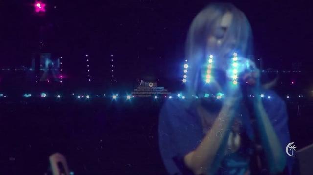 画像1: Alison WonderlandさんはInstagramを利用しています:「Coachella was a dream last night  @virtualself ghost voices X Easy live to an overflowing Sahara tent」 www.instagram.com