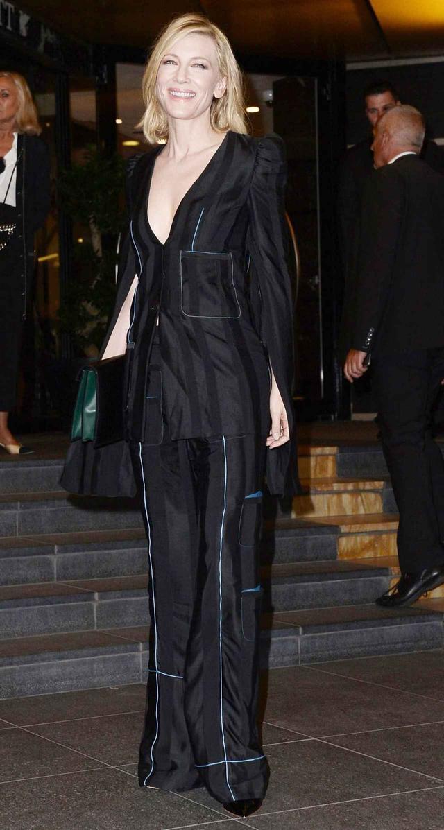 画像1: トップ女優のケイト・ブランシェット