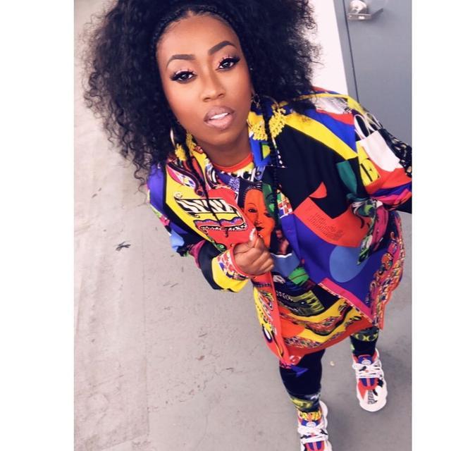 """画像1: Missy Elliott on Instagram: """"Proudly to say it's been 4 months I have only drank water no other juices or soda & I cut out bread & Lord knows that's been the hardest…"""" www.instagram.com"""