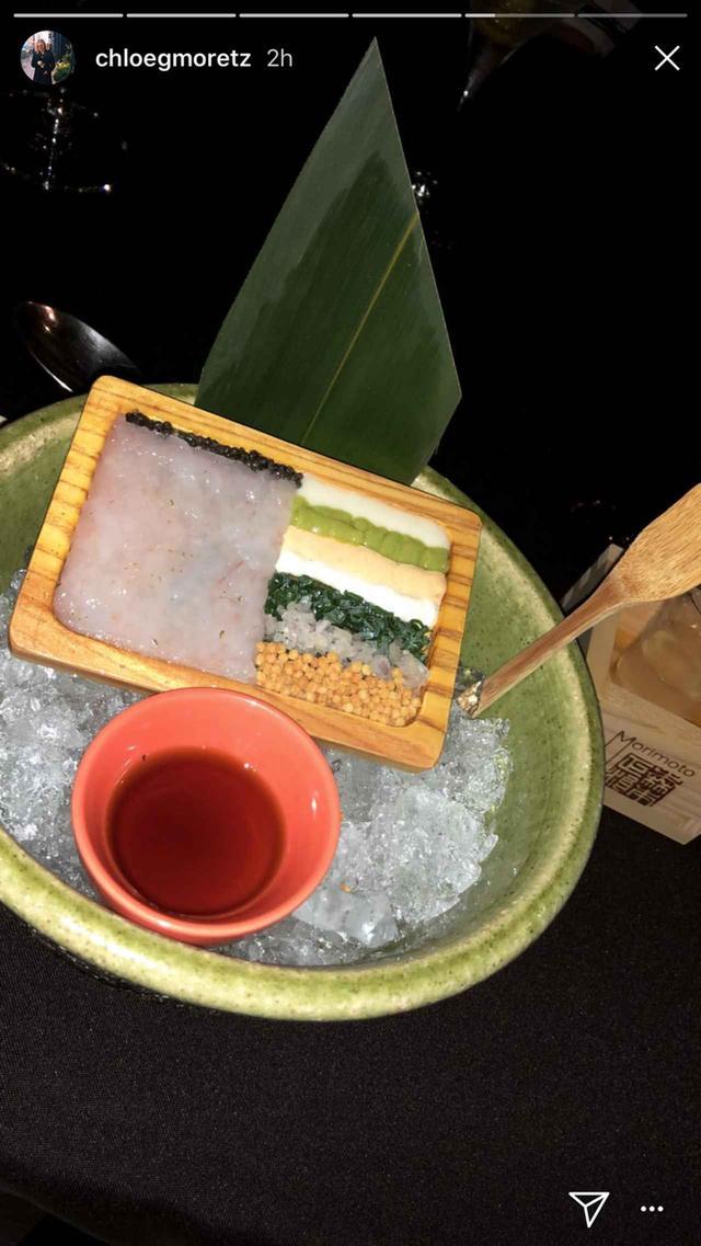 画像2: 昨晩は和食&日本酒に舌鼓