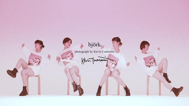 画像: Kevin Cummins × Bjork starring ELEVENPLAY youtu.be