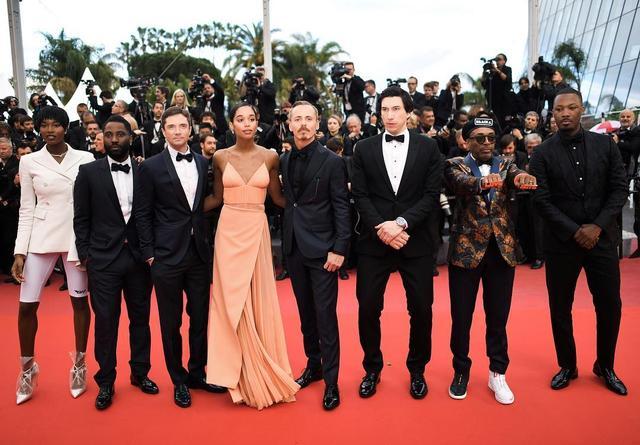 画像1: BlacKkKlansmanさんはInstagramを利用しています:「All power to ALL the people. ✊✊✊ #BlacKkKlansman #Cannes2018」 www.instagram.com