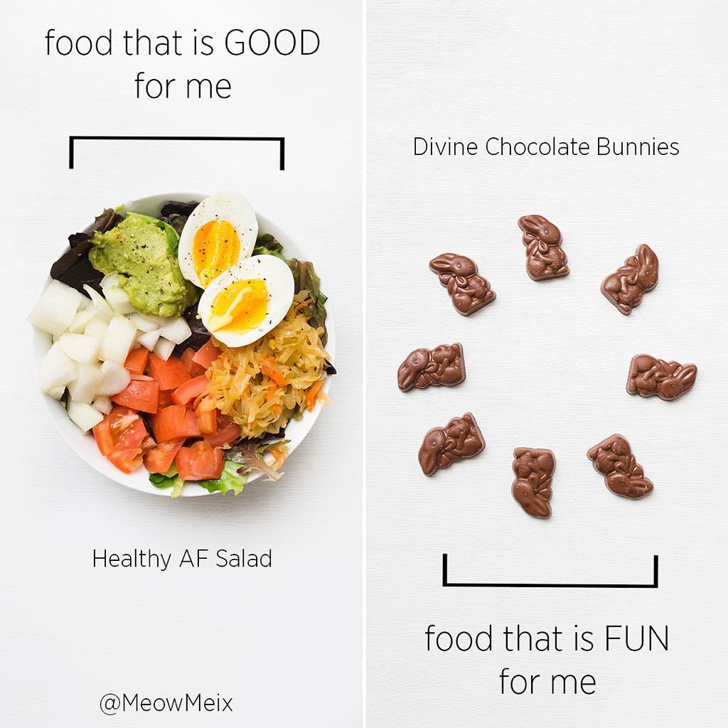 画像1: Amanda MeixnerさんはInstagramを利用しています:「Happy Easter Sunday! Not going to lie, those caramel milk chocolate bunnies were lit  (no I didn't eat all of them haha). . I love to see…」 www.instagram.com