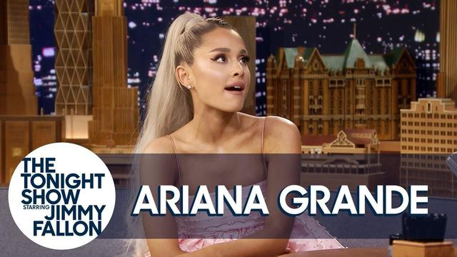 画像: Ariana Grande Shows Her Spot On-Impression of Jennifer Coolidge in Legally Blonde www.youtube.com