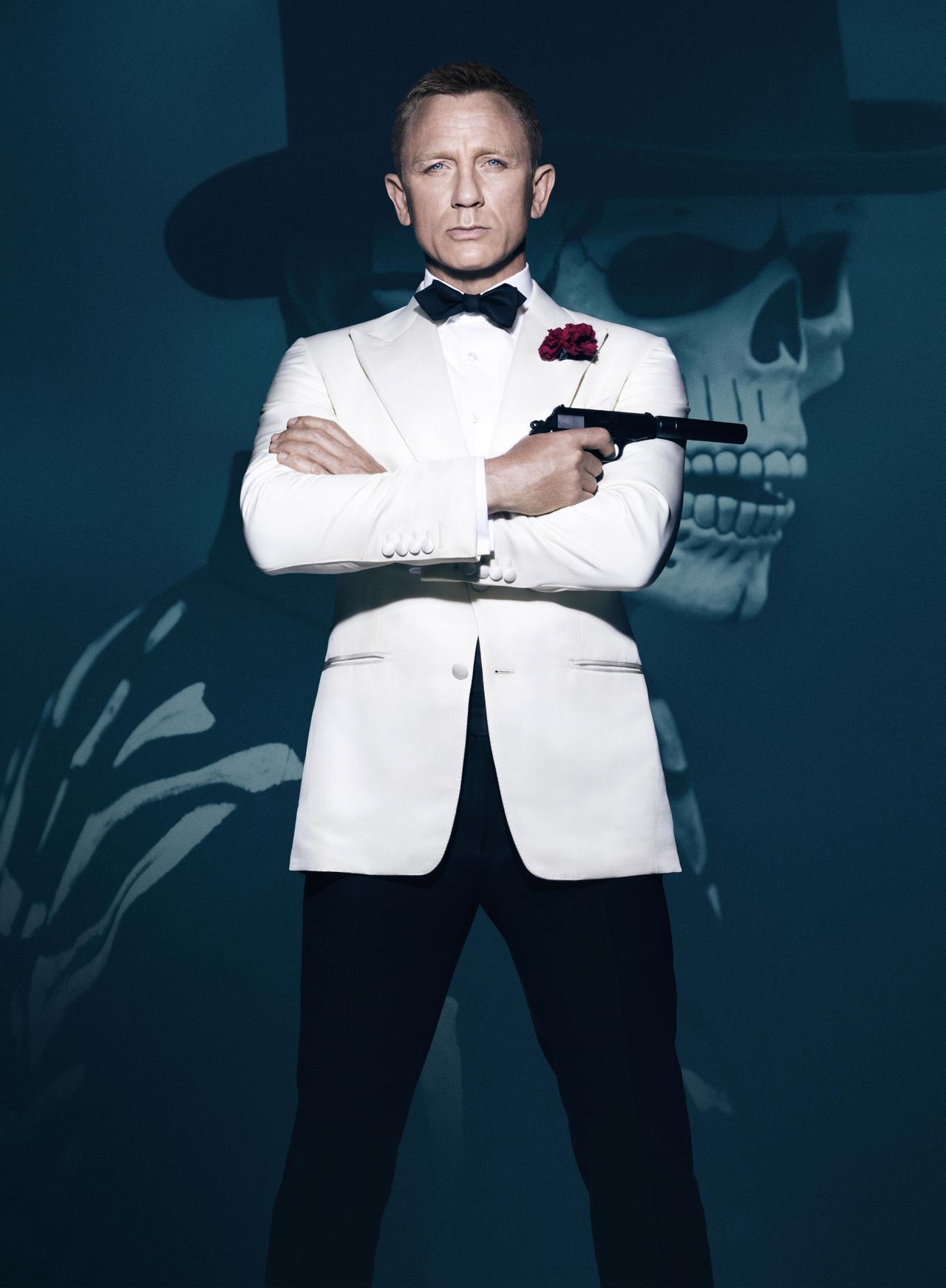 画像: 映画『007』最新作テーマソング、「人気シンガー3人」が候補に