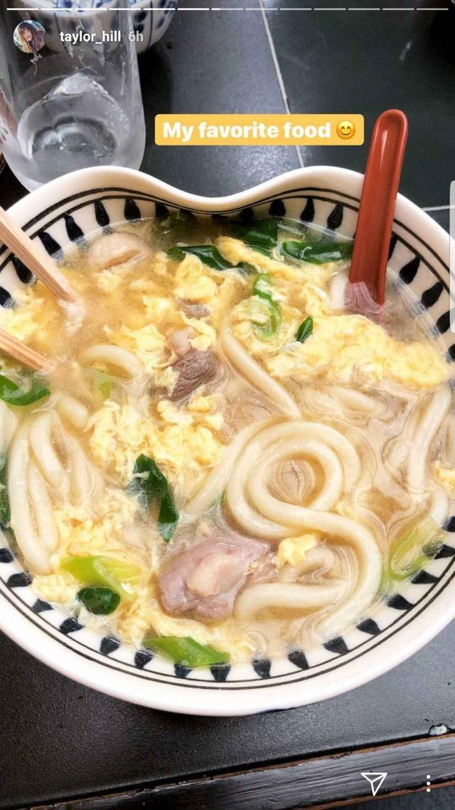 画像: 大好きな「うどん」も食べた大阪の旅