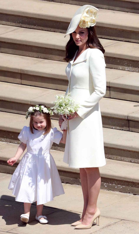 画像1: キャサリン妃、ロイヤル・ウェディングに着たドレスは過去に何度も着回していた