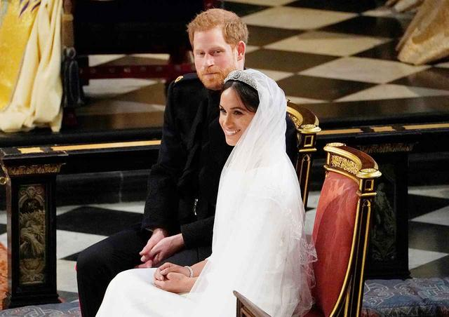 画像1: メーガン妃、ヘンリー王子との愛の誓いで「あの言葉」を言わなかった理由