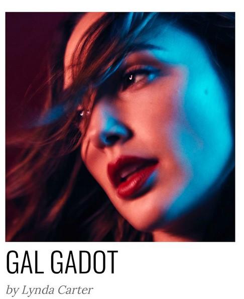 画像: ©Time Magazine via Gal Gadot/Instagram