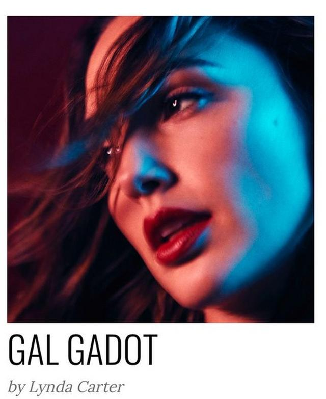 画像: ©Time Magazine via Gal Gadot/Instagram