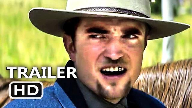 画像: DAMSEL Official Trailer (2018) Robert Pattinson, Mia Wasikowska Movie HD youtu.be