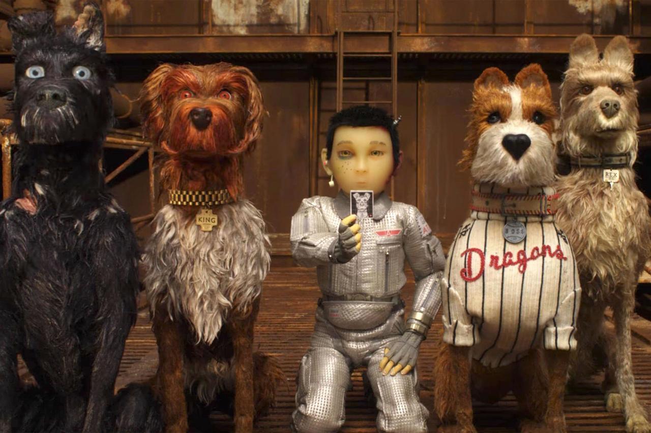 画像: 最新作『犬ヶ島』がついに公開!