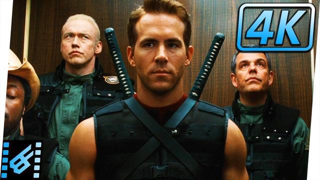画像: Wade Wilson Deflecting Bullets | X-Men Origins Wolverine (2009) Movie Clip www.youtube.com