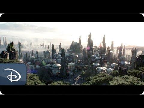 画像: Opening Season Just Announced for Star Wars: Galaxy's Edge www.youtube.com