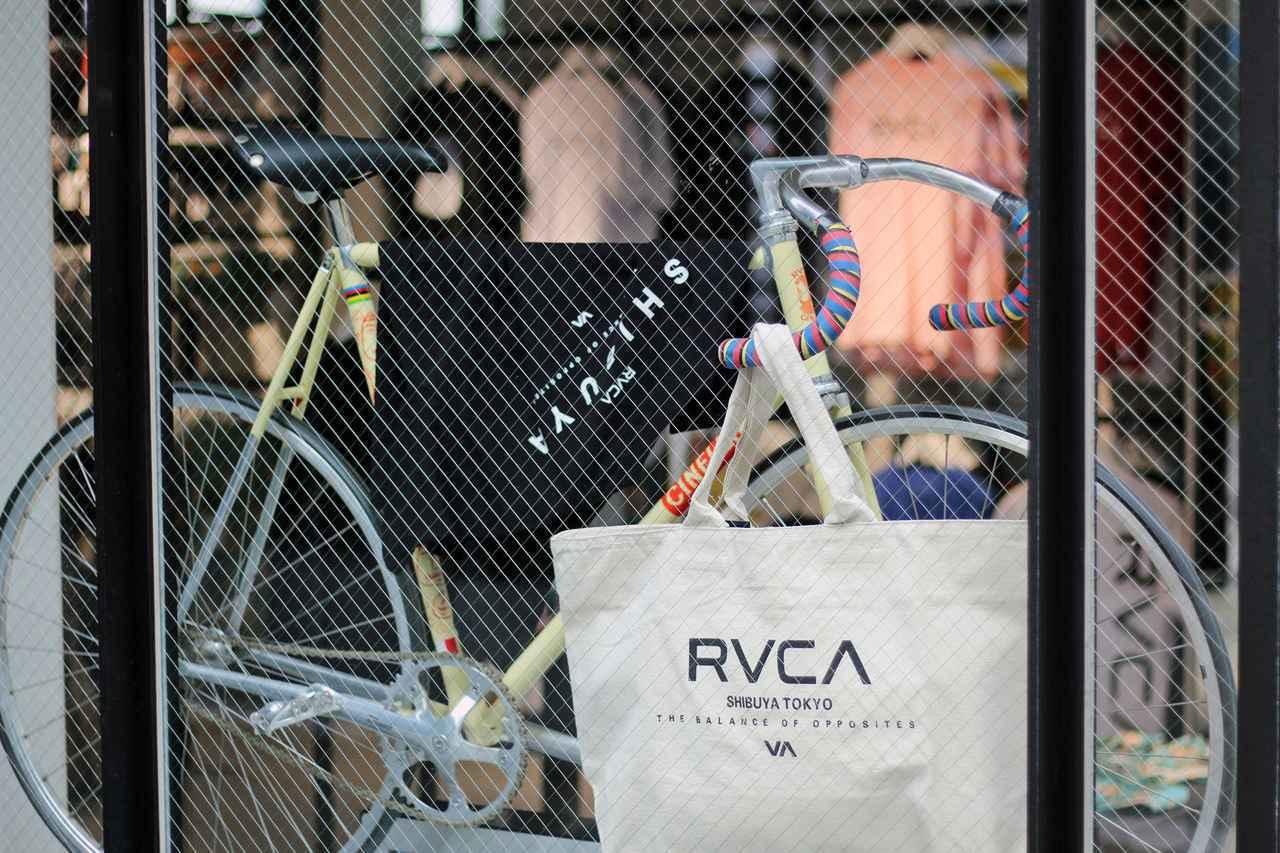 画像1: LA発ライフスタイルブランド「RVCA」、日本第1号店を渋谷にオープン!