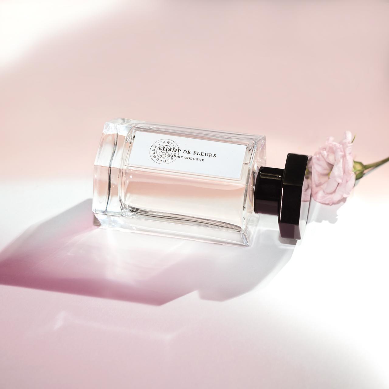 画像2: ラルチザンパフューム、「花畑」「ベリー畑」が香る透明感のあるオーデコロン誕生