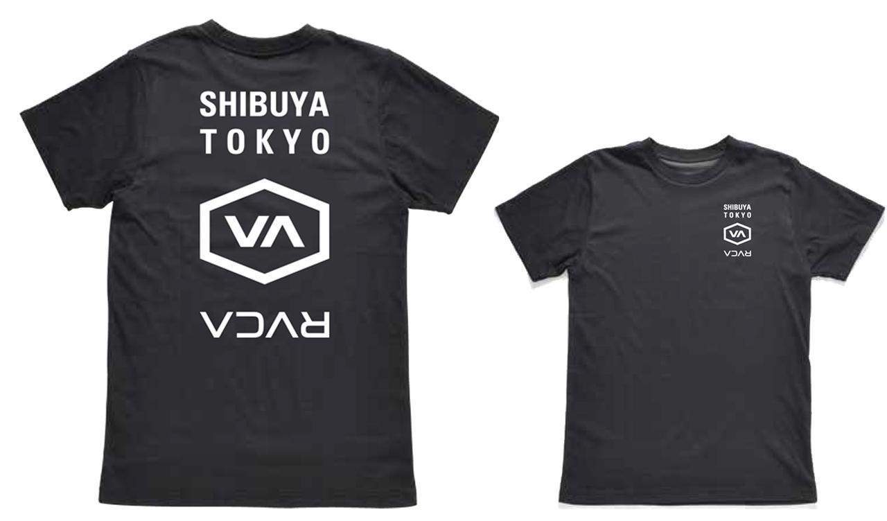 LA発ライフスタイルブランド rvca 日本第1号店を渋谷にオープン