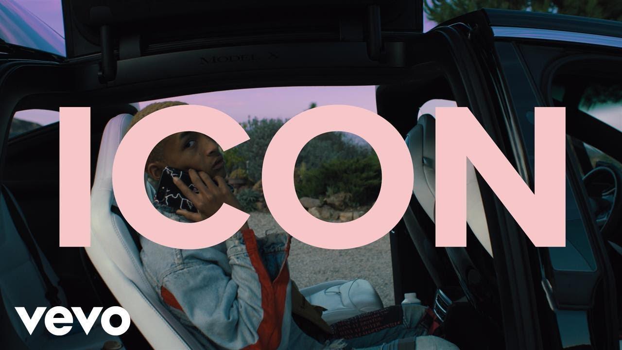 画像: Jaden Smith - Icon www.youtube.com