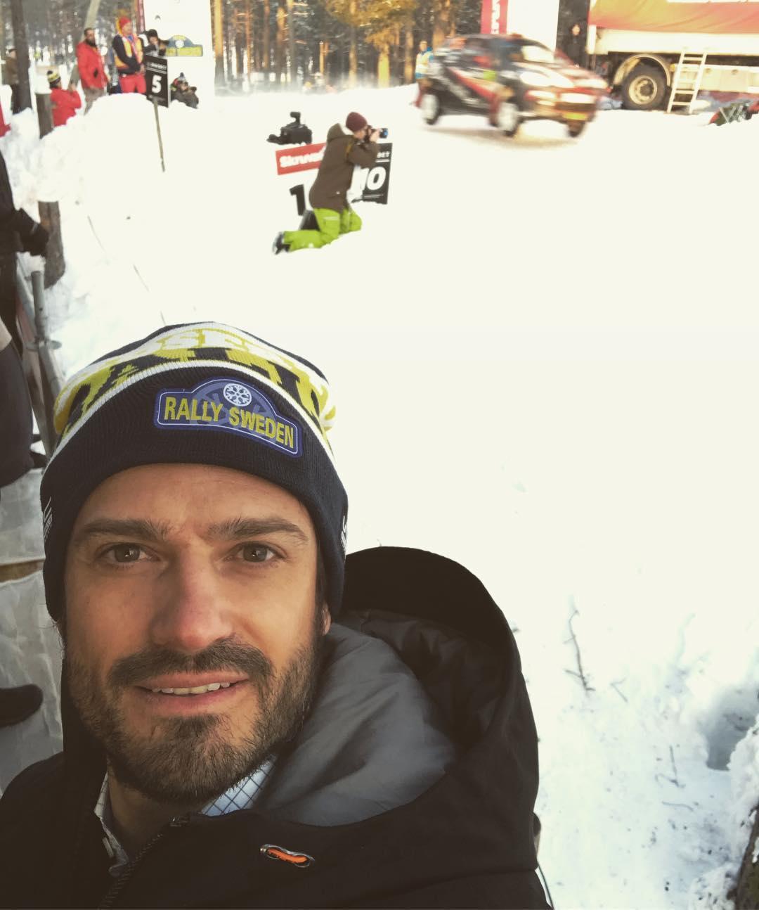 画像1: PrinsparetさんはInstagramを利用しています:「För några dagar sedan var jag på plats på Colin's Crest för @rallysweden. Alltid lika roligt att få vara där!」 www.instagram.com