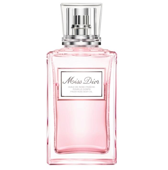 画像1: ミス ディオール、ローズが香る二層式のボディオイルが誕生♡