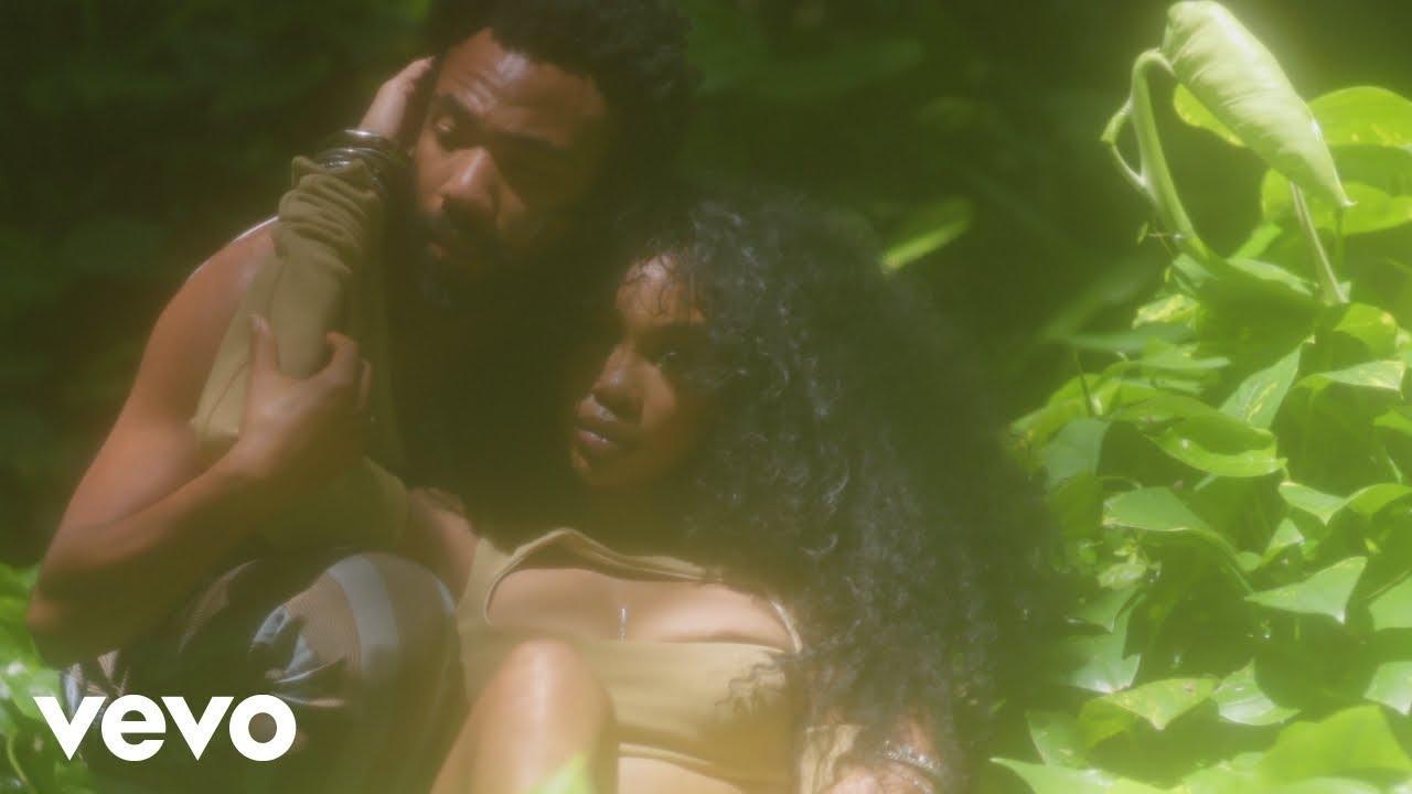 画像: SZA - Garden (Say It Like Dat) (Official Video) www.youtube.com