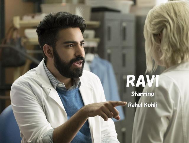 画像: 好奇心旺盛な理系男子ラヴィ