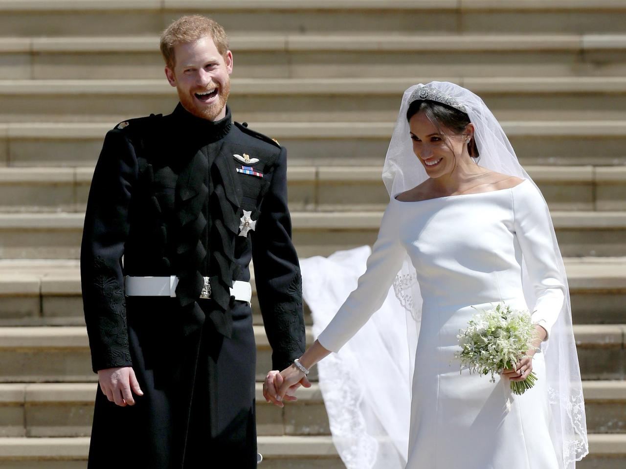 画像: ヘンリー王子&メーガン妃が10億円分のウェディングギフトを「全返却」する理由