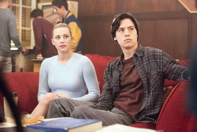画像: リリ演じるベティとコール演じるジャグヘッドの共演シーン。