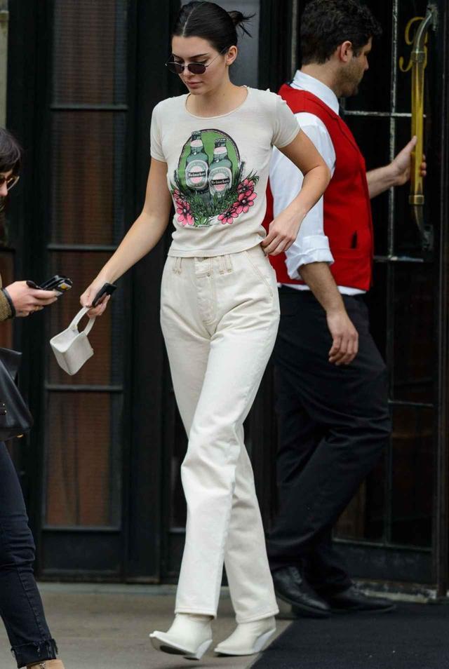 画像: 人気絶頂モデルのケンダル・ジェンナー