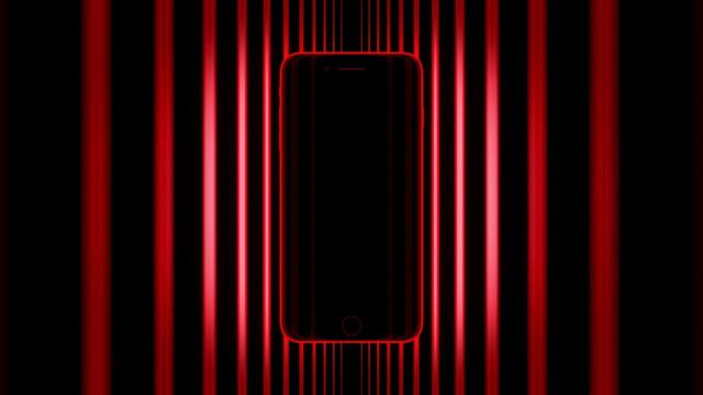 画像: iPhone 8 (PRODUCT)RED™ Special Edition — Apple www.youtube.com