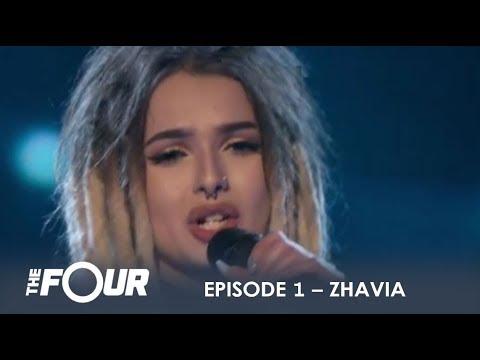 画像: Zhavia: She's Only 16 But Wait What Happens When She Opens Her Mouth | S1E1 | The Four www.youtube.com