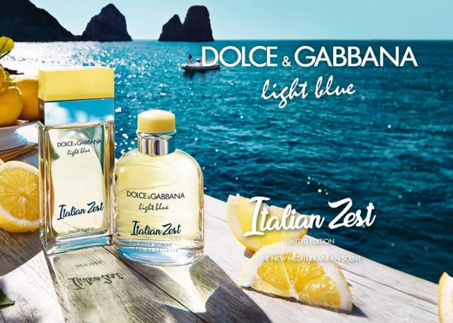 画像: ドルチェ&ガッバーナ新香水キャンペーン、ビーチタオルをプレゼント