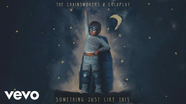 画像: The Chainsmokers & Coldplay - Something Just Like This (Lyric) www.youtube.com