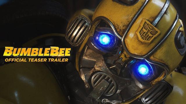 画像: Bumblebee (2018) - Official Teaser Trailer - Paramount Pictures www.youtube.com