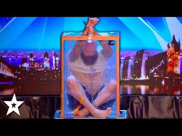 画像: DANGEROUS AUDITION Nearly Goes Wrong!!! Will Matt Johnson Escape?! Britain's Got Talent 2018 www.youtube.com