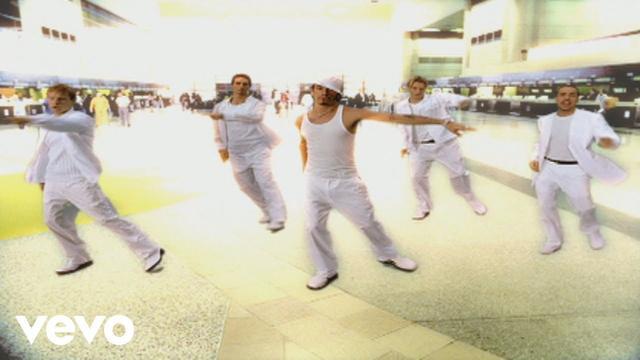 画像: Backstreet Boys - I Want It That Way www.youtube.com