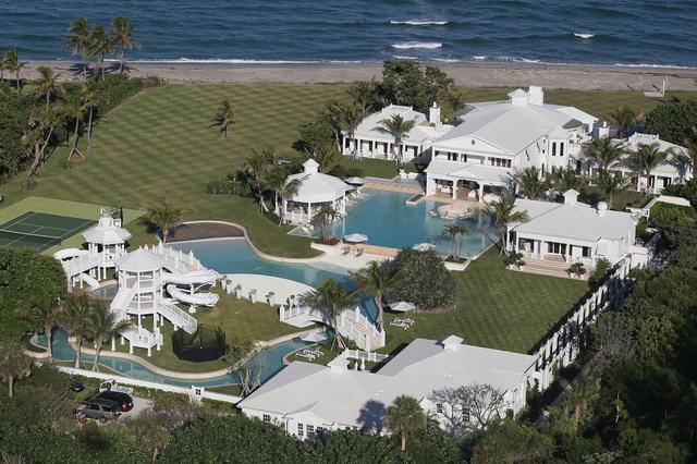 画像12: セリーヌ・ディオン、80億円の豪邸の中がヤバすぎる【写真アリ】