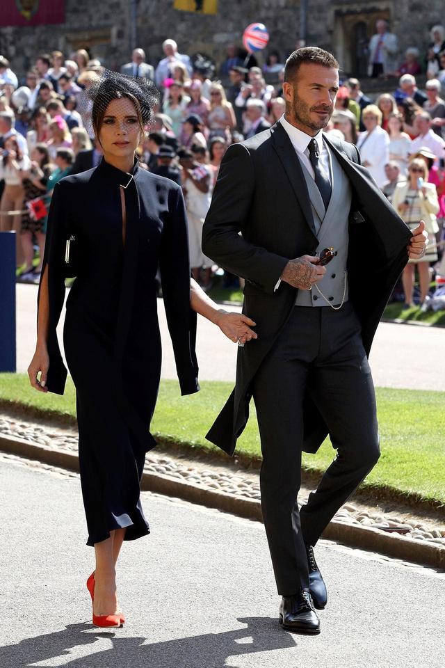 画像2: ベッカム夫妻がロイヤルウェディングで着た服が当たる!チャリティ企画が開始