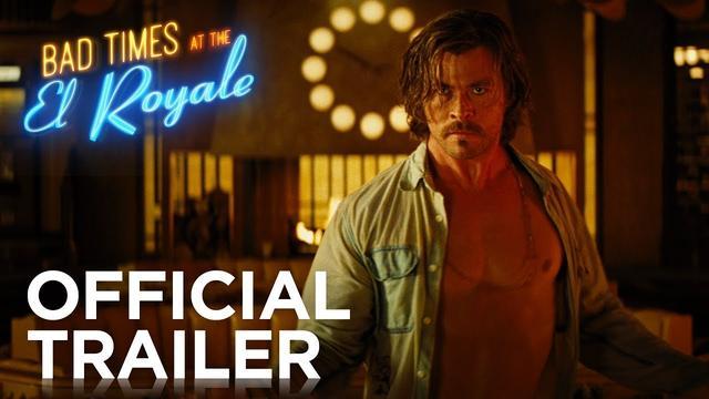 画像: Bad Times at the El Royale | Official Trailer [HD] | 20th Century FOX www.youtube.com