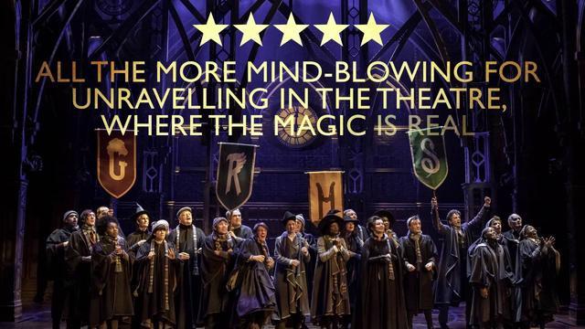 画像: Harry Potter and the Cursed Child Reviews www.youtube.com