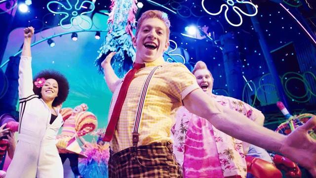 画像: Musical Medley  | SpongeBob SquarePants, The Broadway Musical www.youtube.com