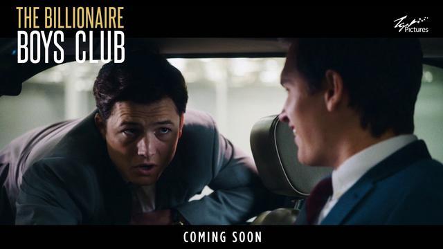 画像: Billionaire Boys Club - In Cinemas 19 July 2018 www.youtube.com