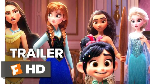 画像: Ralph Breaks the Internet: Wreck-It Ralph 2 Trailer #1 (2018) | Movieclips Trailers www.youtube.com