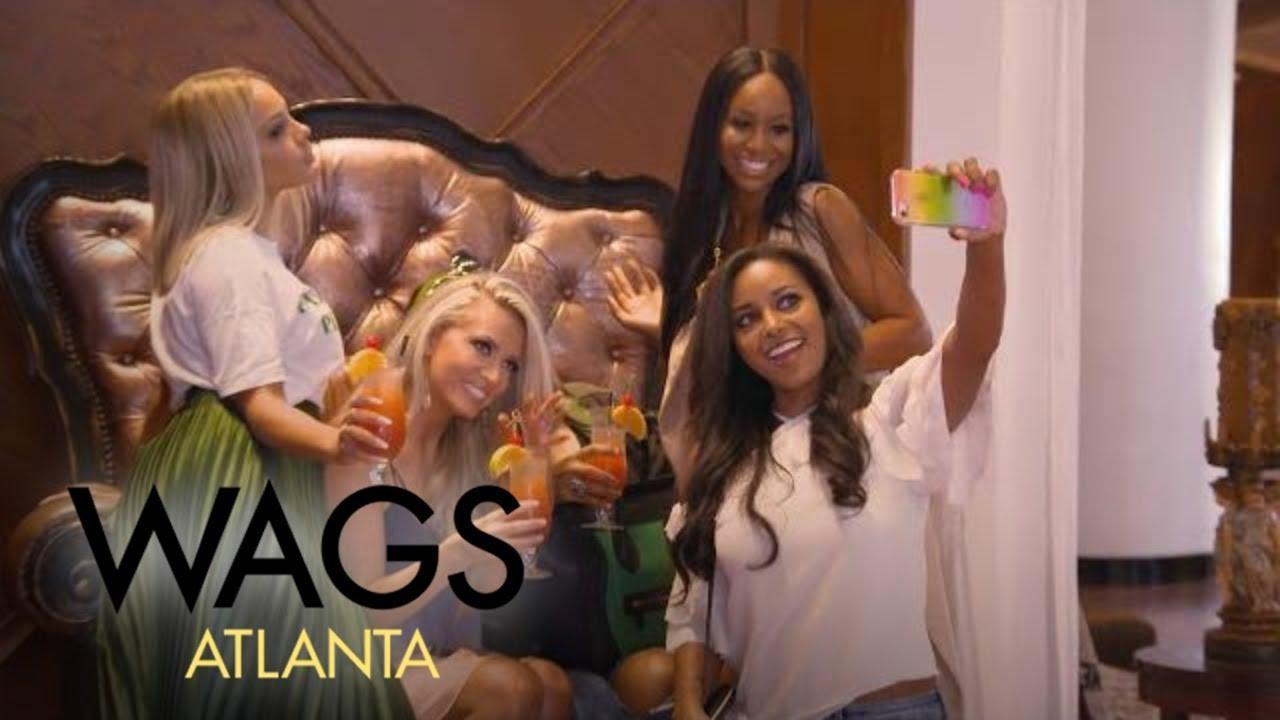 画像2: 『WAGS - スター選手のカノジョたち in アトランタ』 ©2018 E! Entertainment TV LLC. All right reserved.