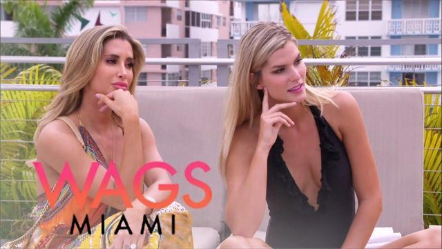 画像2: 『WAGS - スター選手のカノジョたち in マイアミ』 ©2017 E! Entertainment TV LLC. All right reserved.
