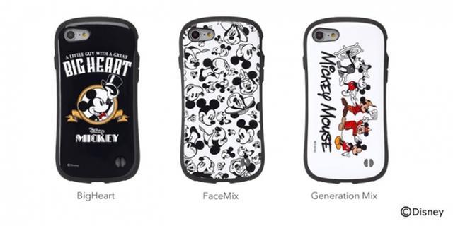 画像: [iPhone 8/7専用]ミッキーマウス/Beyond Imagination/ディズニーキャラクターiFace First Classケース 価格 : 3,700円(税込3,996円)