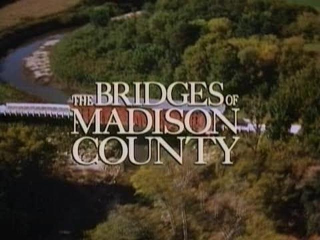 画像: The Bridges of Madison County www.youtube.com